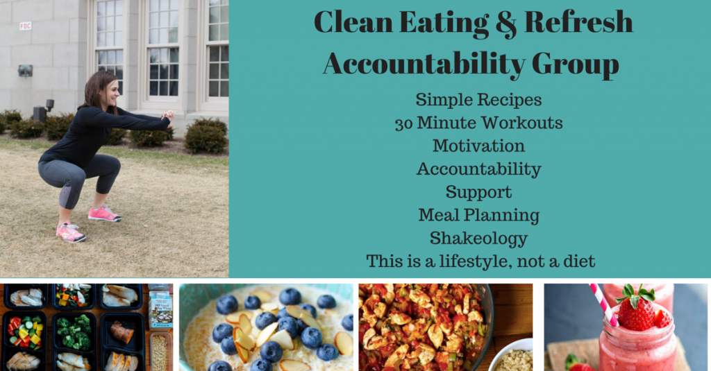 30 Day Clean Eating & Refresh